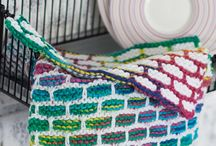 Crochet Dishcloths/potholders / by Stephie Mae