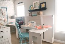 Sewing room / Folding