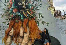 Street Art / Trend street art