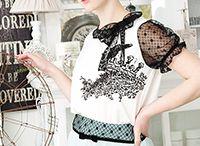 Mode & Fashion, Indie Design / Unsere liebsten Designer-Ideen, die uns bei www.Stoff-Schmie.de begeistern... Kleinserien, Fotomuster oder einfach Lieblingsstücke von kreativen Fashionmachern, die mit Hilfe von digitalem Textildruck atemberaubende Mode kreieren.