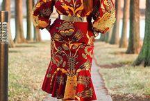 robe wax mariage