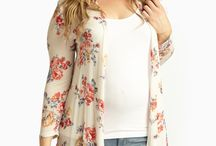 Cool Cardigans / by PinkBlush Maternity