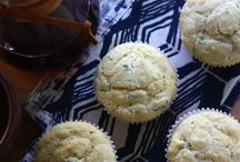 Recipes: Savory Muffins, Biscuits & Doughnuts / by Tiger Neelie