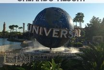 Orlando Vacations / Disney World, Universal Studios and other popular sites in the Orlando area