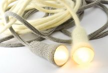 Knit Illumination / Knitted Lighting
