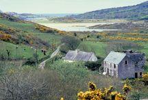 Irlande / Voyages que j'aimerais faire un jour - visiter l'Irlande