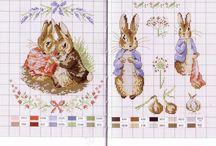 peter rabbit  di Beatrix  Potter