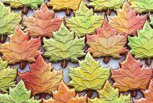 Кленовые листки