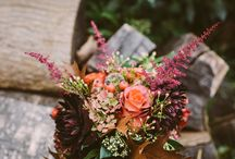 Flowers - autumn colours / by English Wedding Blog