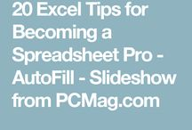 Excel hacks