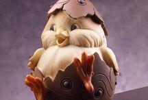 Çikolata Bir Sanattır / #çikolata #chocolate #chocolateart #çikolatasanatı