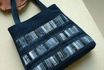 bags bag / handmade bags, upcycled bags and ideas for sewing bags