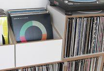 Alles rund um Vinylaufbewahrung