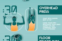 Netball Fitness / Keeping Fit with Netball or before a game