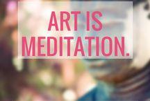 ART MEDITATION
