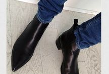 Booties and Boots / shoe love