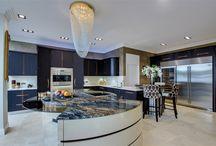 Bespoke Kitchen Inspired By St Petersburg