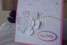 Mary - all occasions embossing