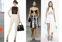 Fashion Trends for Spring/Summer 2014 according to ShopTrotter / ShopTrotter's editors took an effort of going through numerous collections about to appear in stores, in order to pick the most interesting (and likeable) ones.