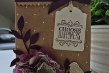 Card / Box - Choose Happyness
