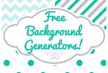FREE - backgrounds, textures, patterns / Free backgrounds, textures, patterns for all your projects