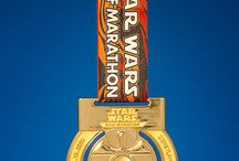 runDisney / Photos to remind me of previous runs and to keep me motivated for upcoming ones.