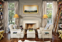Living Rooms / by Olivia Porter