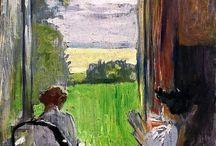 Vuillard / Storia dell'Arte Pittura 19°-20° sec. Edouard Vuillard  1868-1940