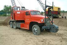 Oldtimer trucks