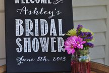 Bridal Shower / by Samantha Rogers