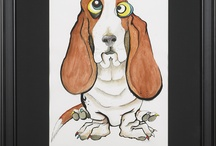 A Different Dog Show / When Hush Puppies celebrated its 50th anniversary, an international Dog Art Gallery was born. Artists submitted their creative interpretations of the beloved Basset Hound including pieces from children at an art school in the Philippines. We hope you enjoy the gallery as much as we did!