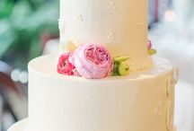 One Day :: Let them eat CAKE! / Wedding Cake / by Stephanie Ewell