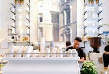 Global Hotspots / Cute coffee shops, brunch places, cafes, bars, shops & hangouts - the coolest in the world