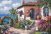 ♡ Coastal Cottage ♡ / by Toynette