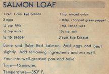 Fishing for Creative Salmon Recipes