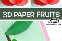 fructe 3d