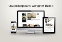 Wordpress Websites Portfolio / Premium Wordpress websites that Angryideas developed for clients. Wordpress design, Wordpress development, responsive Wordpress websites