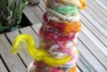 Crafty Stuff  / Handspinning, Weaving, Crafts, Funky & bizarre goodies