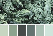 Colour your life - sage green