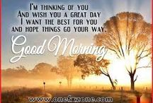 Greatings to everybody