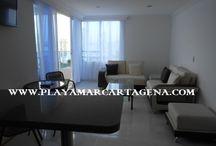 Apartamentos Cartagena / Alquiler de cómodos apartamentos en Cartagena de Indias en Colombia. Whatsapp: +57 3214936240 Email: reservasplayamarcartagena@gmail.com