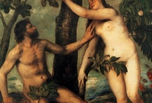 Adam and Eve. / Adam and Eve  !
