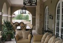 outdoor rooms / by Trina Cherrie Saunders