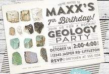 Geology Party