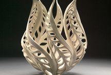 Ceramic ajur