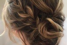 Carly B - Wedding Hair