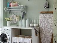 Zona lavar y planchar