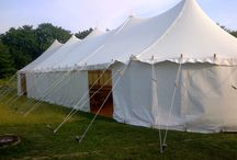 The Hideaway, July 2013 / Festival Style Wedding and glamping