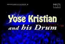 Yose Kristian & his drum / Yose Kristian & his drum