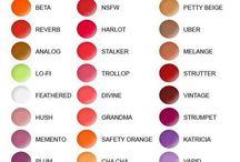 Obsessive Compulsive Cosmetics Obsessions.